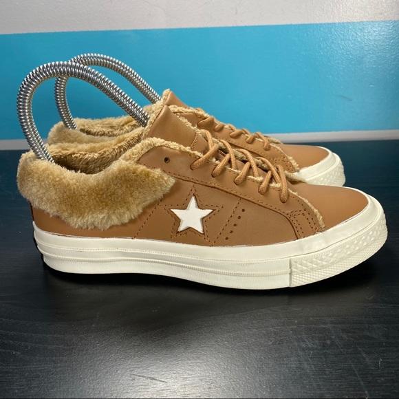 Star Faux Fur Sneakers | Poshmark
